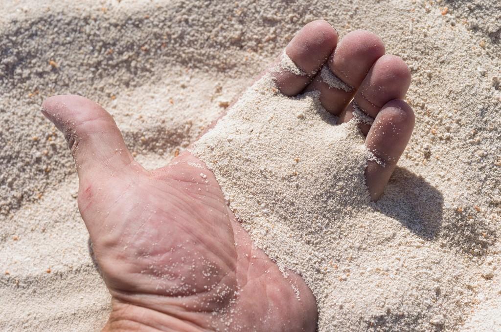 Доломитовая мука – отличное средство для снижения кислотности почвы.