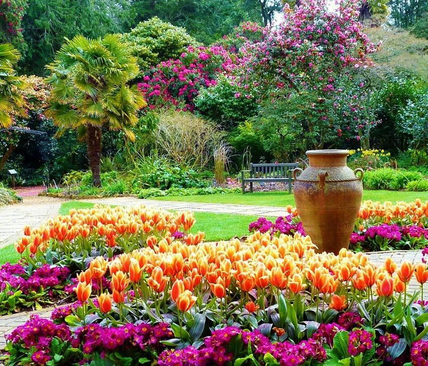 покрову картинки цветы сады клумбы занимается изготовлением