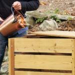 Компостный ящик: варианты изготовления