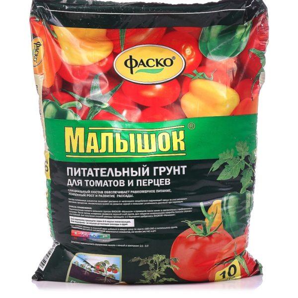 Можно купить готовый грунт для рассады томатов или приготовить его самостоятельно.