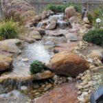 Как сделать ручей на садовом участке?